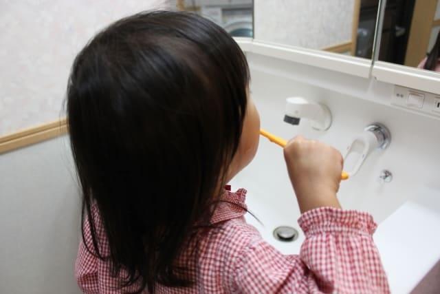 子供 歯ブラシ