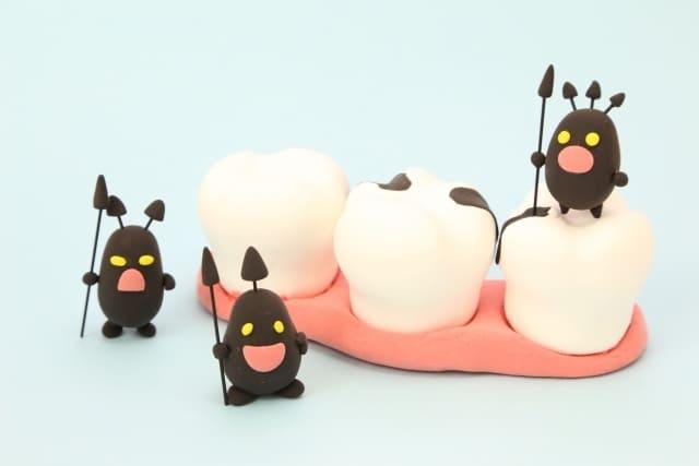 虫歯の保険治療