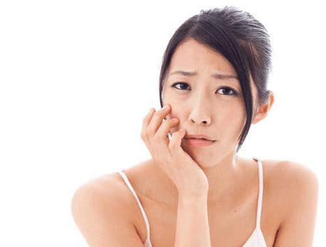 歯列矯正の痛み