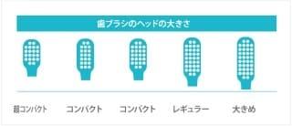 自分に合った歯ブラシの選び方のコツ
