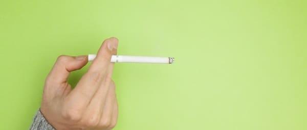 喫煙の画像