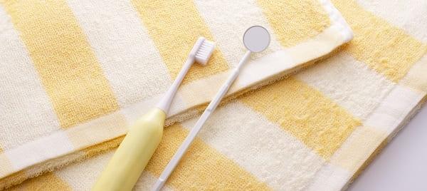 電動歯ブラシの選び方、使い方