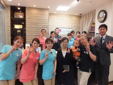 滋賀県からかがやき歯科様が医院見学にお越しいただきました